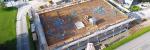 """Nach den Sommerferien geht's es mit dem Bau weiter.<br>Überbauung """"Erzenholz"""" in Frauenfeld aktueller Baustand per August 2017."""